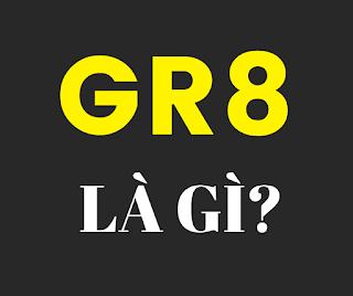 gr8 là gì