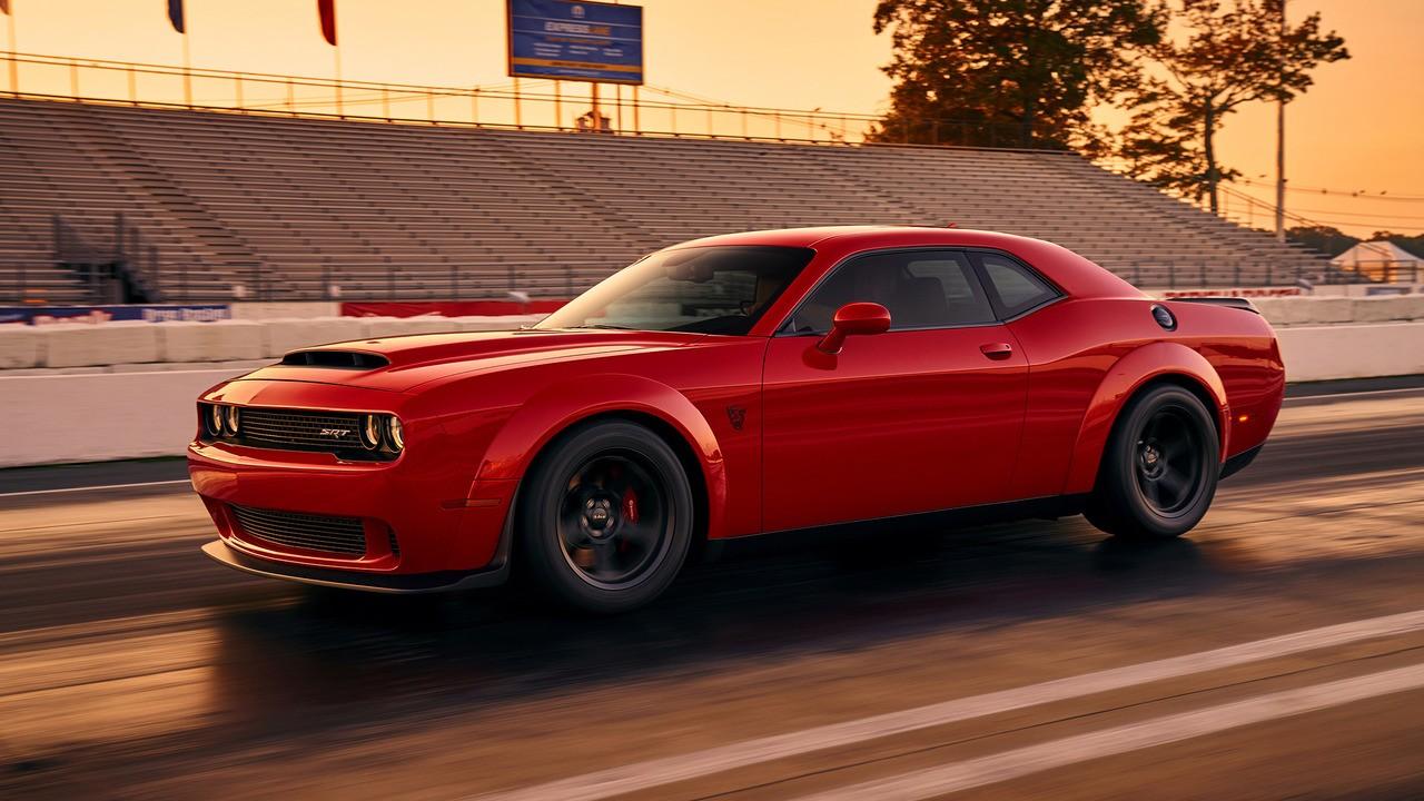 2018 Dodge Challenger Srt Demon Photos