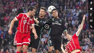 6 Interesting Facts Real Madrid Vs Bayern Munich