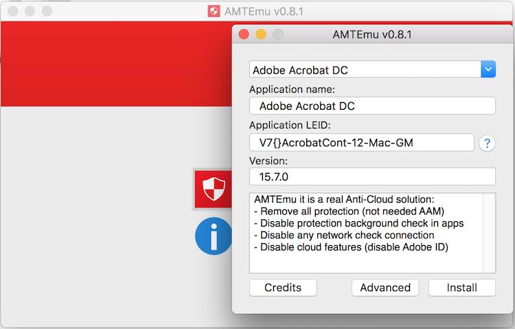amt emulator for mac