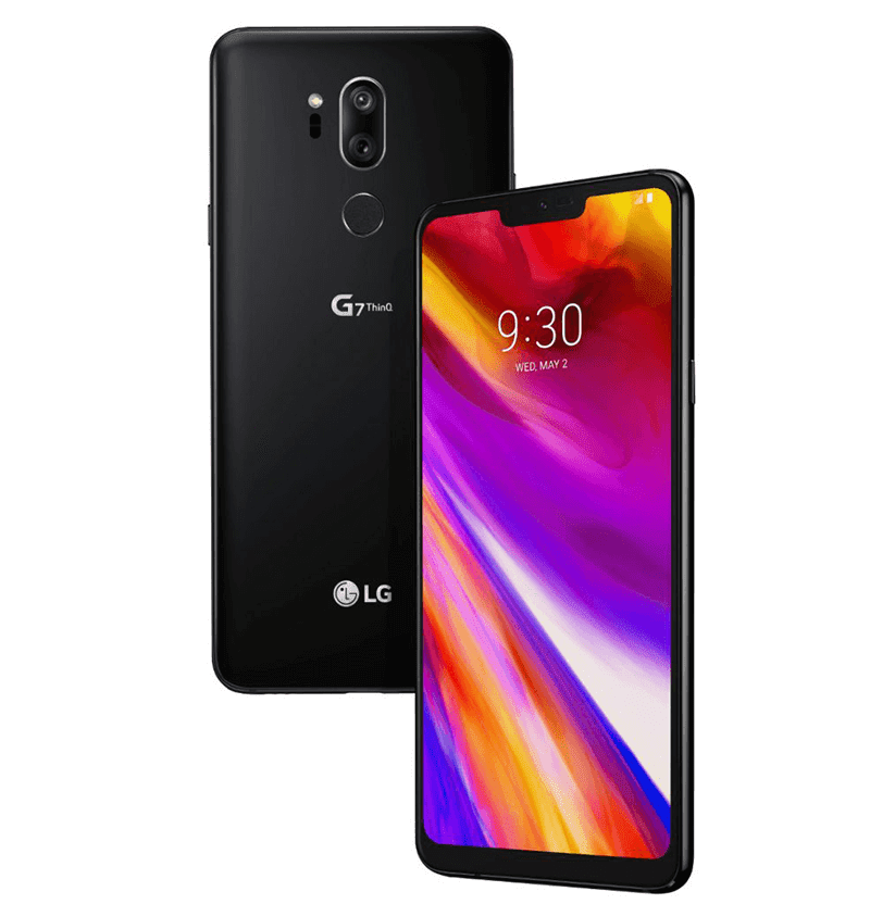 LG G7 and G7+ ThinQ with 6.1-inch notched screen, SD845 chip, and AI cameras now official!