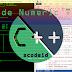 Metode Numeric Tabel C++ Tugas 1 Kuliah Teknik Informatika
