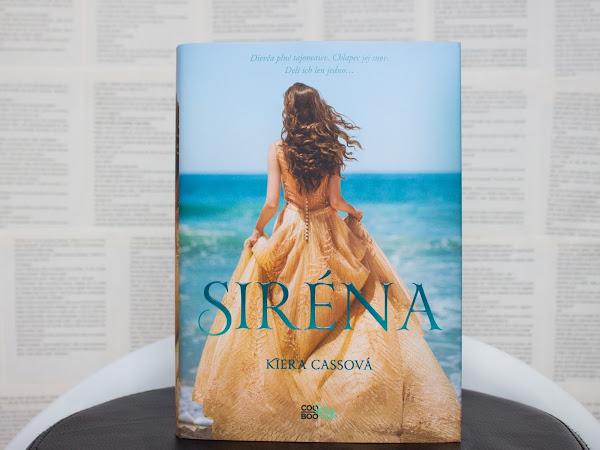 Siréna - Kiera Kass