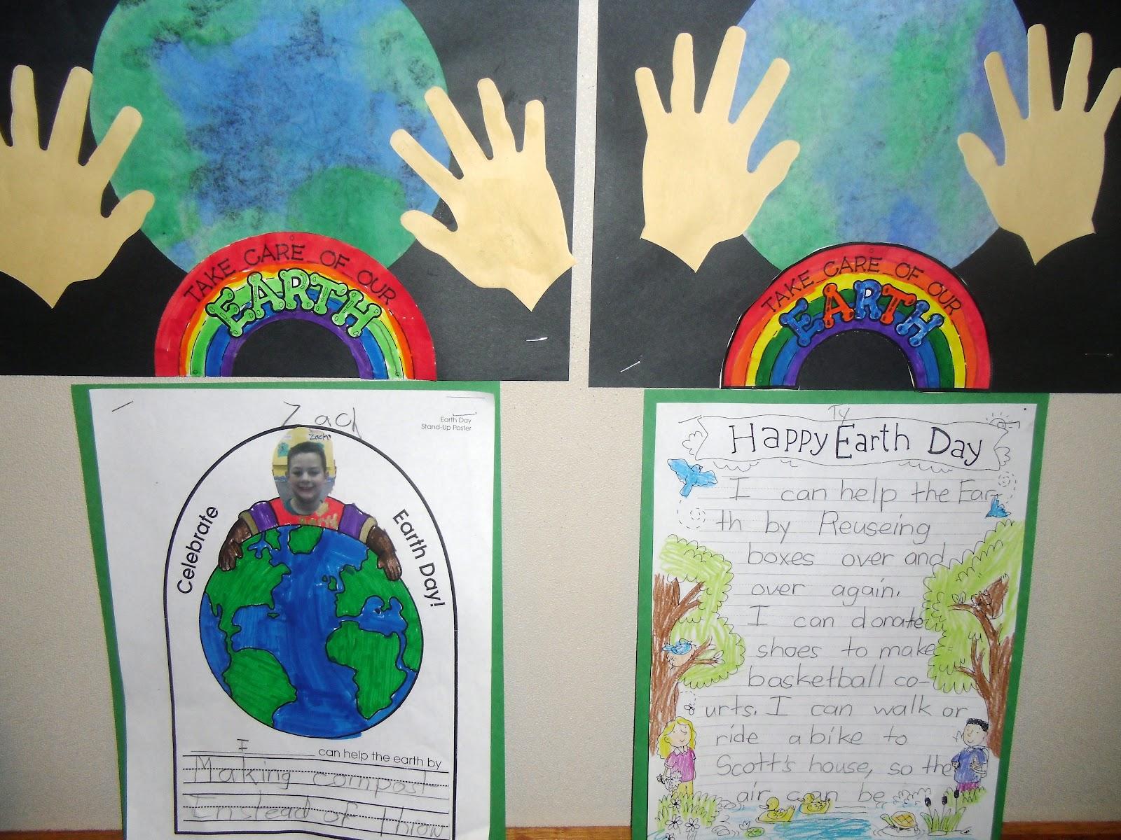 Patties Classroom Earth Day Activities