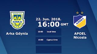 Σήμερα το πρώτο φιλικό του ΑΠΟΕΛ, με αντίπαλο την Arka Gdynia