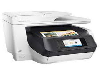 Picture HP OfficeJet Pro 8725 Printer