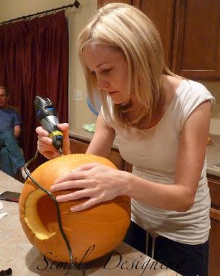 Dremel 07 Pumpkin Carving with a DREMEL 29