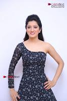 Telugu Actress Richa Panai Stills in One Shoulder Floral Long Dress at Rakshaka Bhatudu Movie Interview  0005.JPG