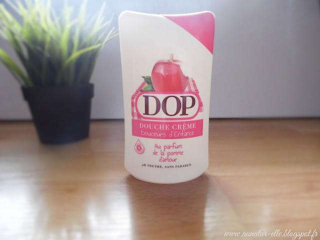 gel douche DOP pomme d'amour