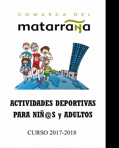 Actividades deportivas para niños y adultos