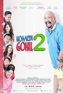 Komedi Gokil 2 2016 WEB-DL