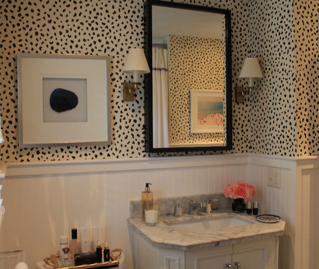 My bathroom upgrade with OPI and Clark+Kensington