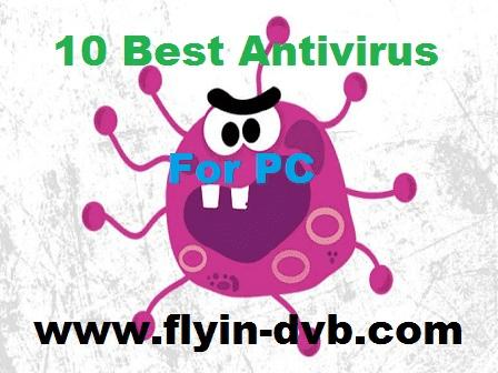 Daftar AntiVirus terbaik