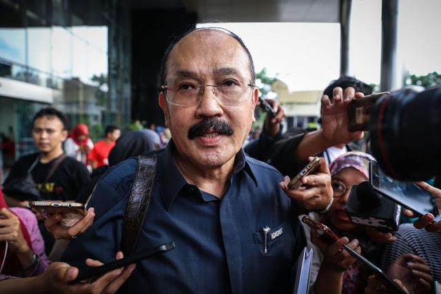 Fredrich Yunadi Dicegah KPK ke Luar Negeri