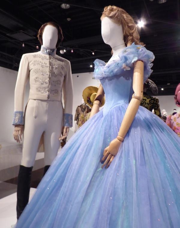 Prince Charming Cinderella movie costumes