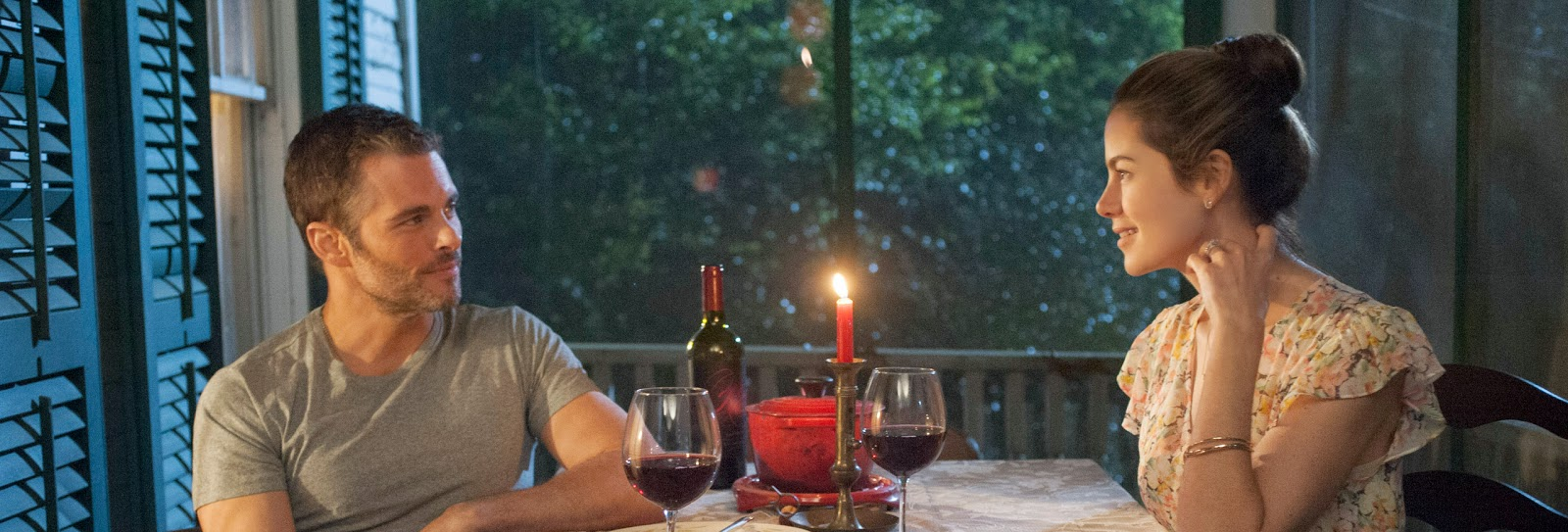 New Trailer for THE BEST OF ME ~ Reviews From A Bed