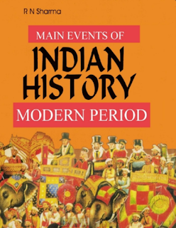 Main Events of Indian History Modern Period by R N SHarma