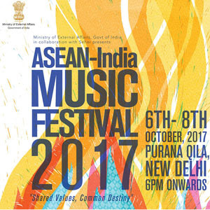 First Edition of the ASEAN India Music Festival