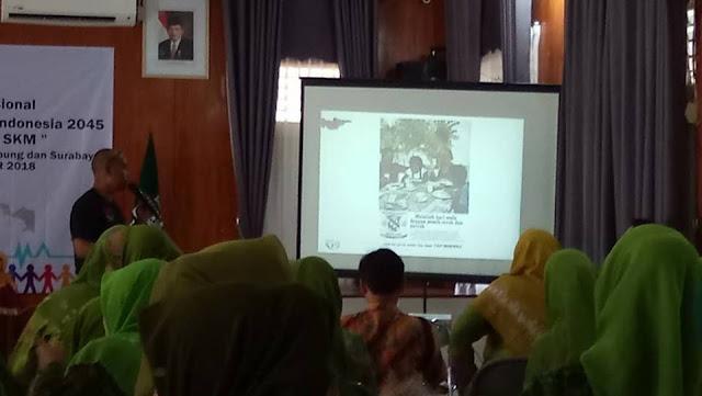 pak arif hidayat ketua harian yayasan insan cendikia indonesia (yaici)