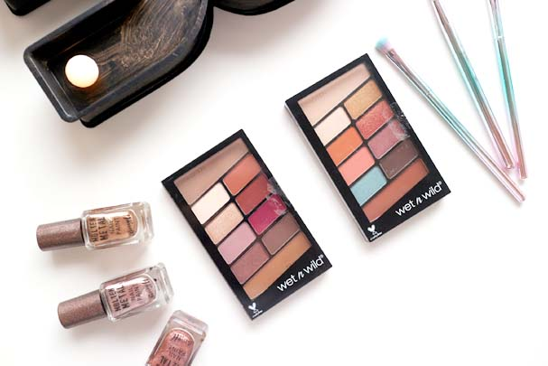 Wet n Wild Eyeshadow Palettes | The Beauty is a Beast