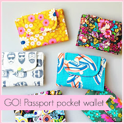 GO! passport pocket wallet