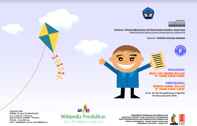 Modul SIM PKB Guru PAUD TK Kompetensi F