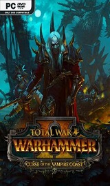 Total War WARHAMMER II Curse of the Vampire Coast - Total War WARHAMMER II Curse of the Vampire Coast-CODEX
