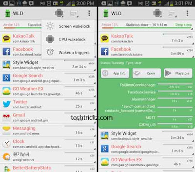 How to Avoiding Wakelock on Android Smartphone