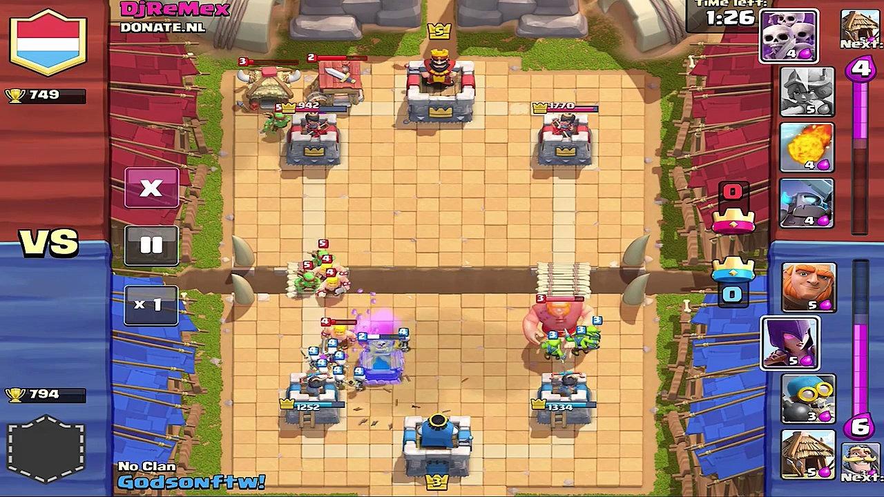 apk mod clash royale 2.0.1