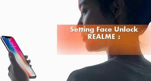 Membuat kunci wajah di android realme