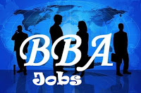 BBA Jobs for Freshers