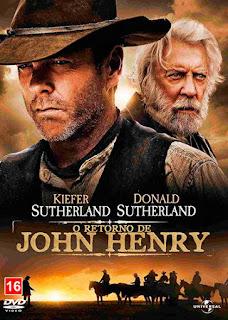 O Retorno de John Henry - BDRip Dual Áudio