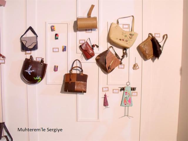 tasarım çanta sergisi