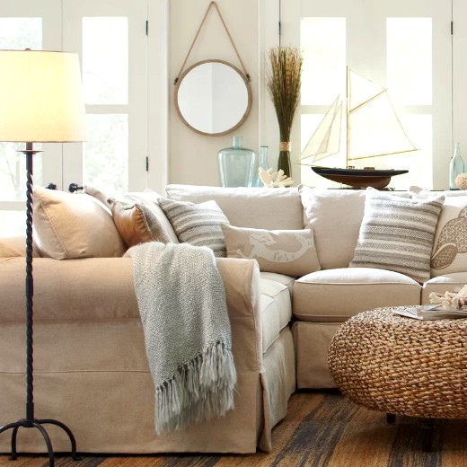 16 Neutral Coastal Living Room Designs Amp Decor Ideas