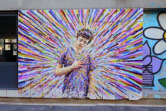 Sunday Street Art : Jimmy C - place Jean Vilar - Vitry-sur-Seine