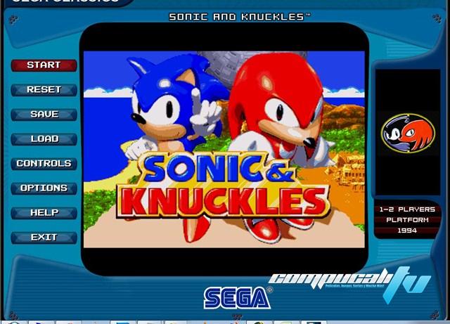 Descargar Juegos De Sonic Sega PC