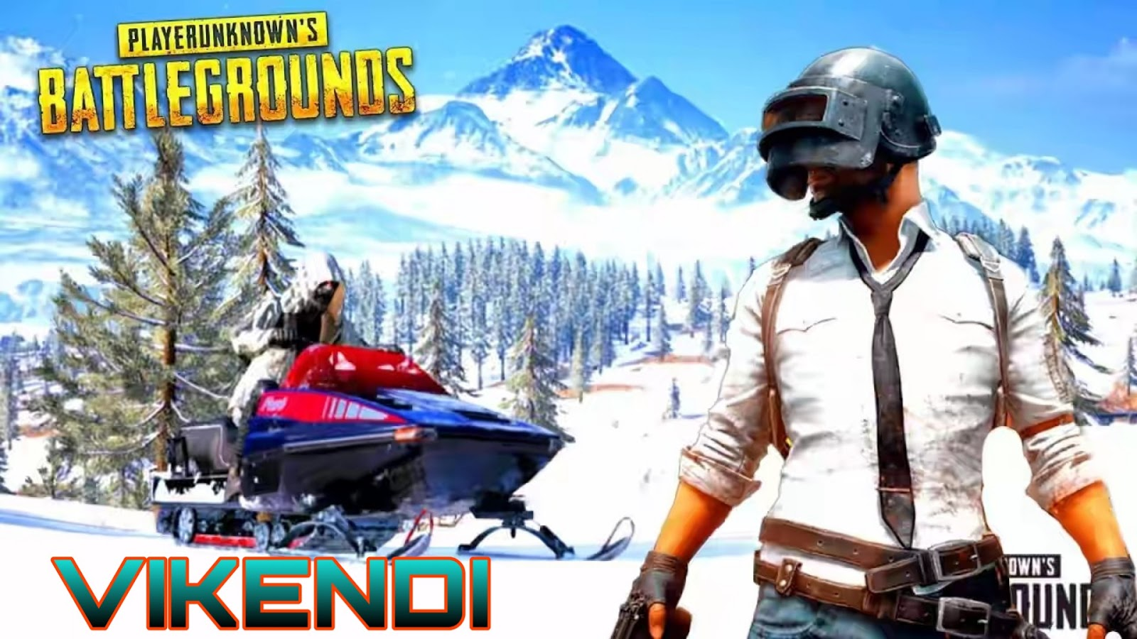 Pubg Mobile Gets The Vikendi Map But You Can T Play On It: Pubg Mobile Vikendi Map Global Beta Download On Android