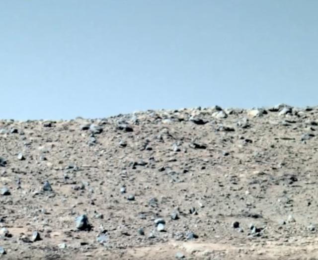 Озера, Леса И Голубое Небо Видны На Марсе 1