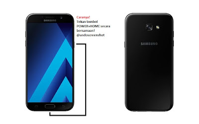 Screenshot Samsung Galaxy A7 (2017) images
