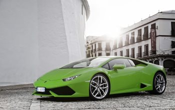 Wallpaper: Lamborghini Huracan LP610 4