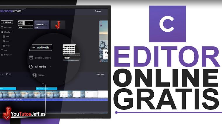 Editor de Vídeos Online - Editar Vídeos Sin Programas