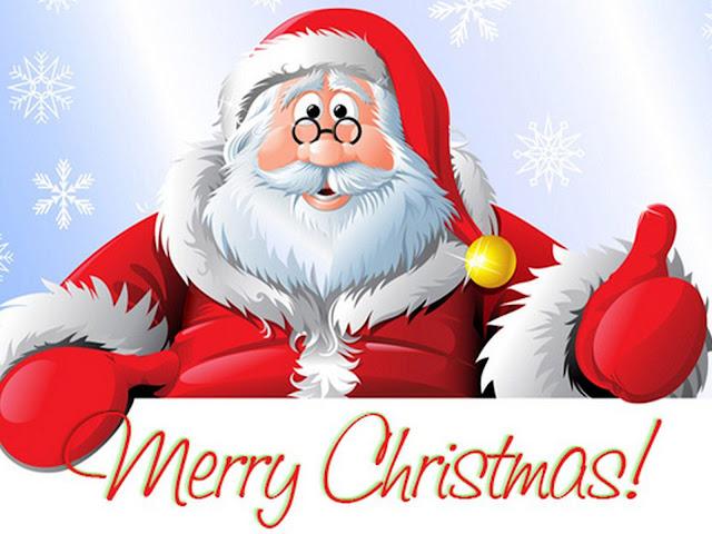 Christmas Santa Images 2018
