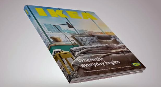 IKEA, Experience the Power of a BookBook