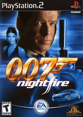 007: Nightfire (NTSC) PS2 Torrent Download