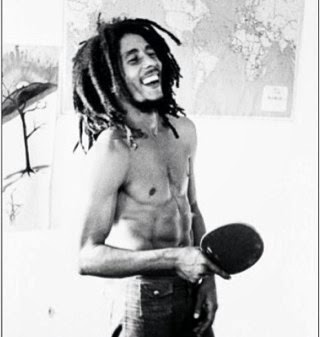 "Bob Marley's Top 9 Inspirational Quotes: ""None but ourselves can free our minds."" - Bob Marley"