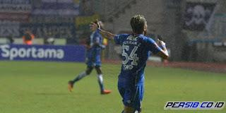 Persib Bandung Menang 2-0 atas Barito Putera