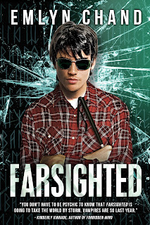 Book Spotlight: Farsighted by Emlyn Chand