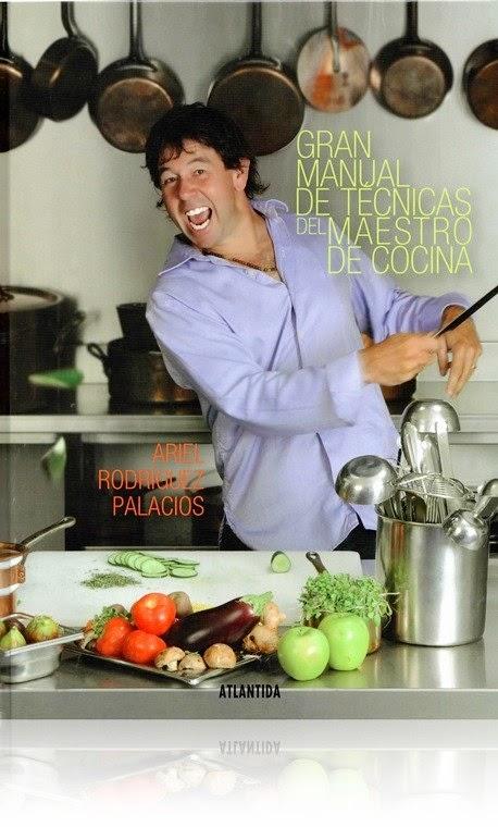 Gran Manual de Técnicas del Maestro de Cocina  Atlántida