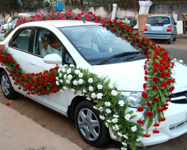 Wedding Car Decorators In Gurgaon Delhi Ncr Wedding Car Decoration