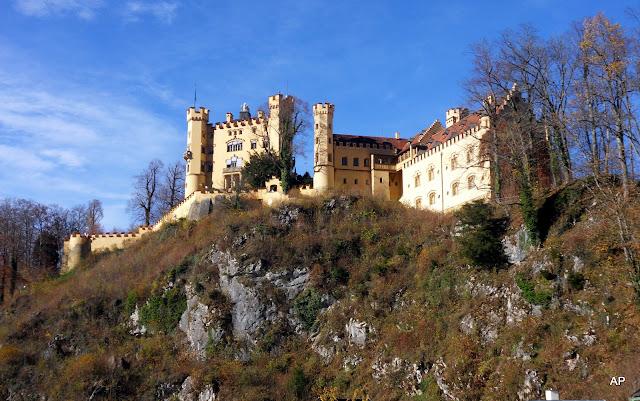 Zamek Hohenschwangau
